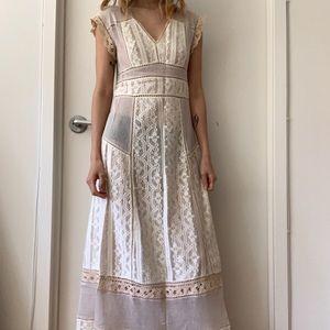 Free people boho dress